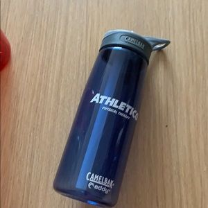Used once water bottle